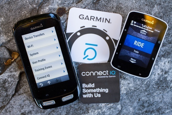 Garmin Connect IQ Support Service