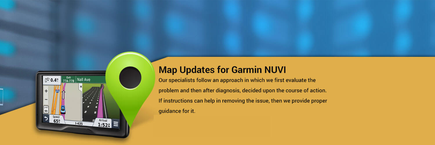 Garmin Update Map on