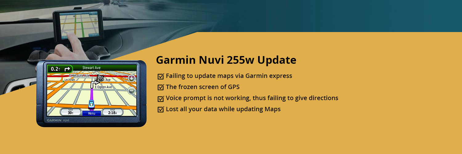 Garmin Nuvi 255w update Support Phone Number:+1-800-889-6049