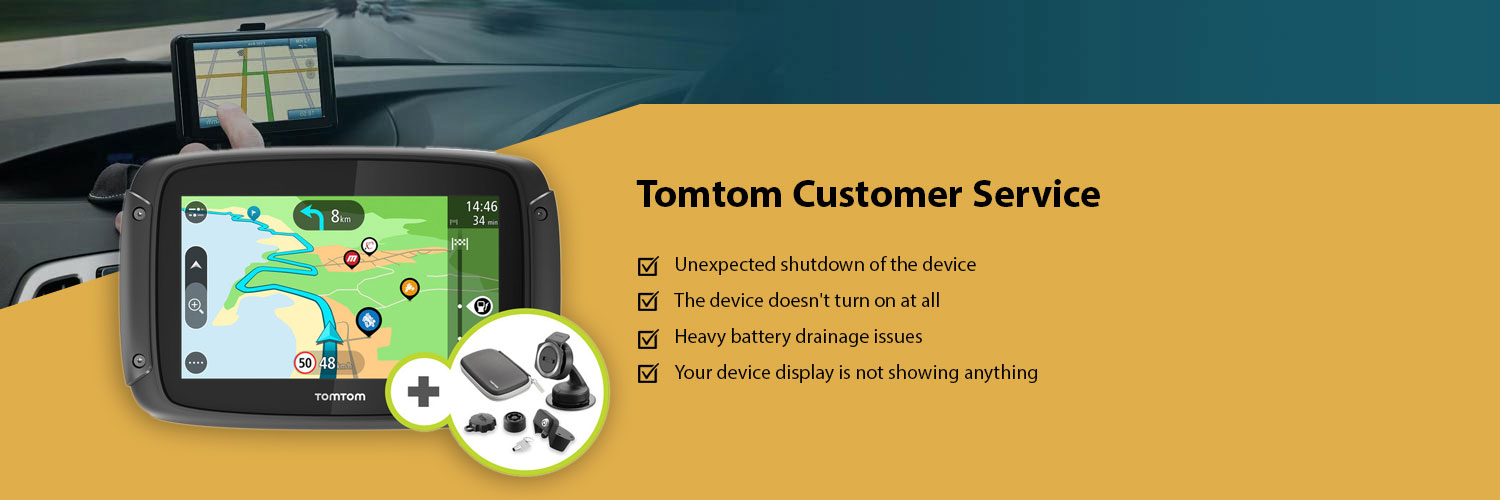Tomtom troubleshooting online, Tomtom common faults | Mapsupdates