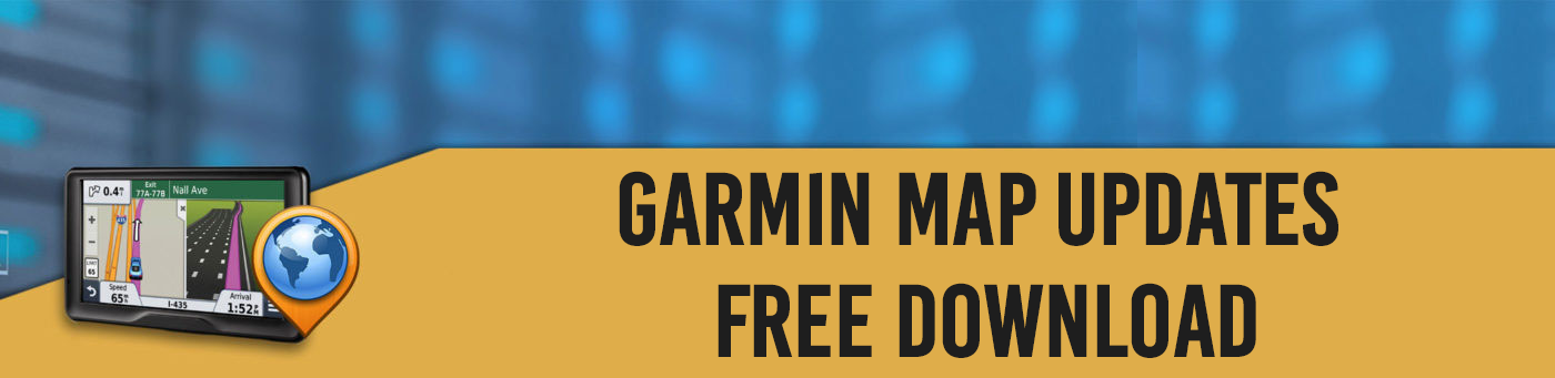 garmin map updates free download 2019